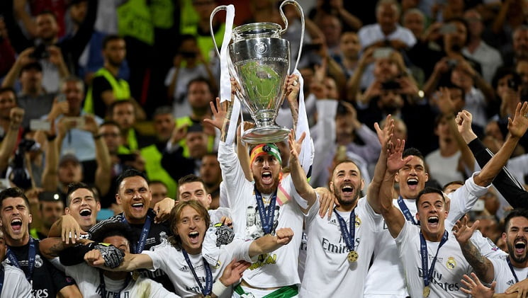 Photo of كم عدد بطولات ريال مدريد بالتاريخ؟