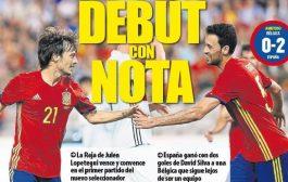 أبرز عناوين صحف اسبانيا الصادرة اليوم الجمعة 2-9-2016