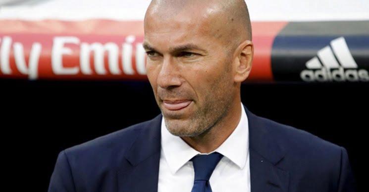 tryfgv - زيدان يوجه ضربة قاضية لغريمه برشلونة