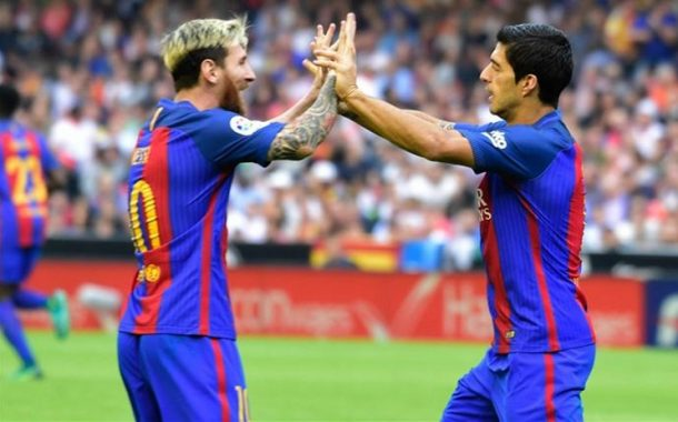 بالدرجات .. تقييم لاعبي برشلونة امام فالنسيا