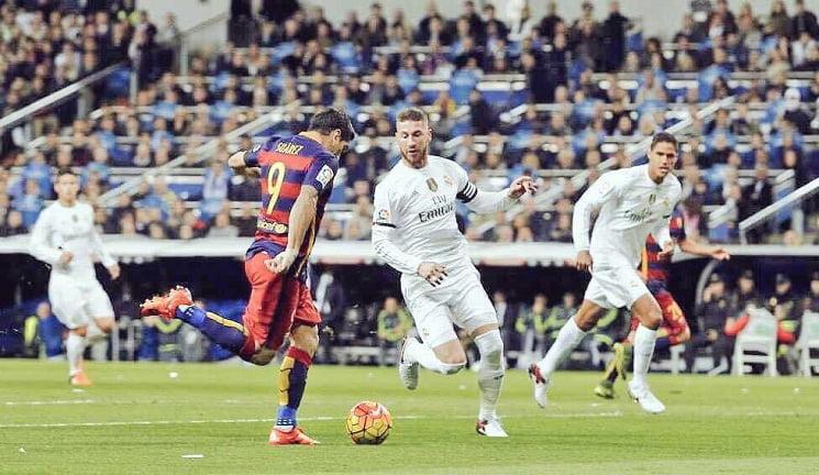 النجم المصري يفضل اللعب لبرشلونة على ريال مدريد
