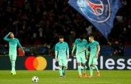 أول لاعب من برشلونة يقرر الرحيل بعد السقوط في باريس