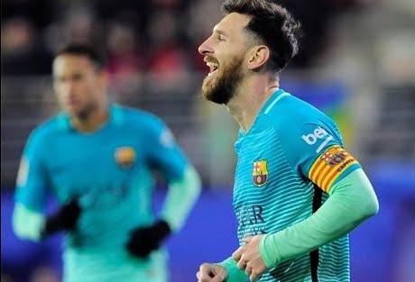 1 1 - فيديو: اهداف مباراة اتلتيكو مدريد و برشلونة 1-2 - الدوري الاسباني