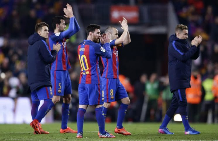 هدف ريال مدريد : اللعب لبرشلونة حلم