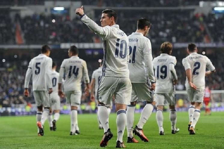 رسميا ..نجم ريال مدريد السابق يعود لليجا