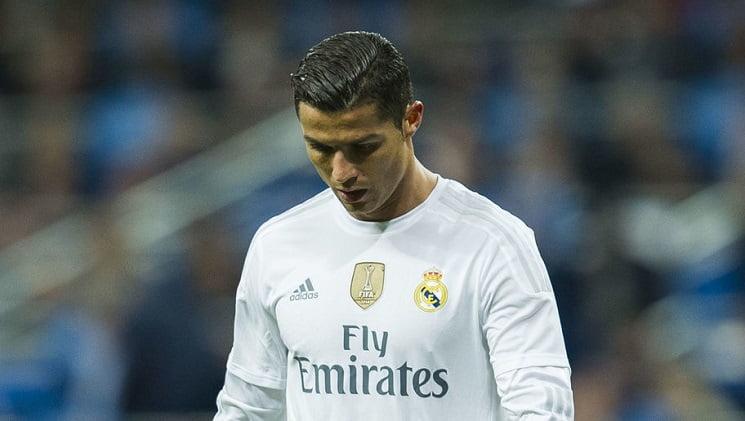 process - رونالدو غاضب من خيانة نجم ريال مدريد له بسبب ما فعله