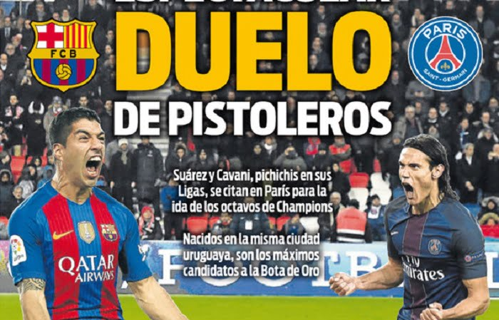 أبرز عناوين صحف اسبانيا الصادرة اليوم الاثنين 13-2-2017
