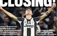 أبرز عناوين صحف ايطاليا الصادرة اليوم السبت 11-3-2017