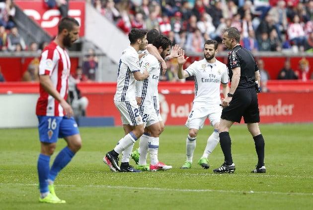 2132432432432432 - تغييرات بالجملة في التشكيلة المتوقعة لريال مدريد ضد لاس بالماس بالليغا