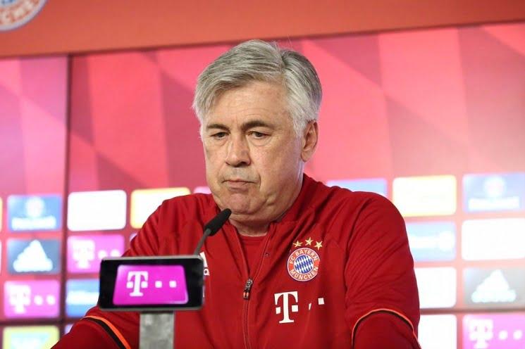 Ancelotti rueda de prensa8 - انشلوتي يعلن غيابات الفريق امام فولفسبورج