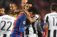 رد فعل نجوم برشلونة على بكاء نيمار بعد نهاية موقعة اليوفي