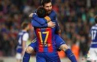 فيديو: اهداف مباراة برشلونة و ريال سوسيداد في الليغا