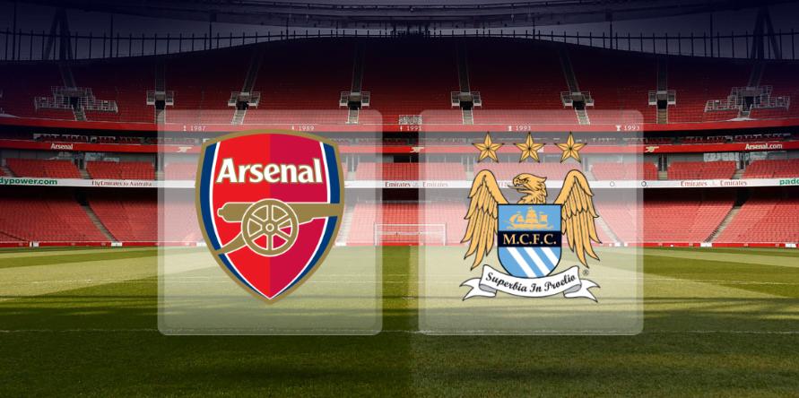 arsenal vs manchester city2604 - توقيت والقنوات الناقلة لمباراة آرسنال و مانشستر سيتي