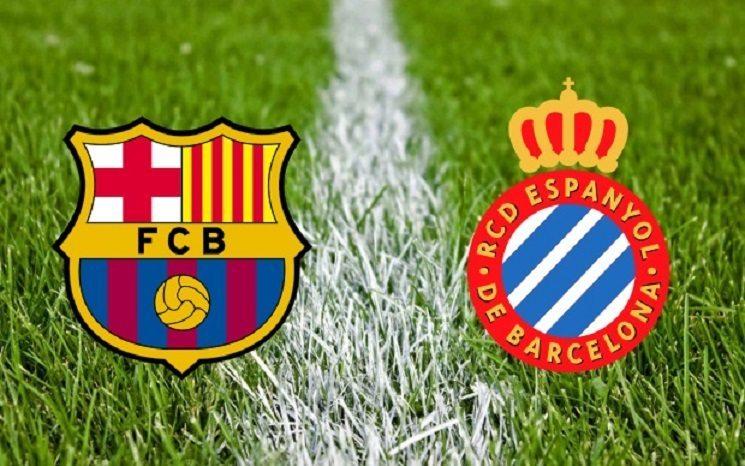 espanyol vs barcelona - توقيت والقنوات الناقلة لمباراة اسبانيول و برشلونة