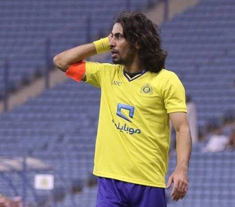 نادي انجليزي عريق في في مباراة تكريم حسين عبد الغني