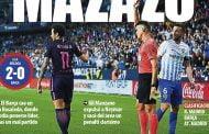 أبرز عناوين صحف اسبانيا الصادرة اليوم الاحد 9-4-2017