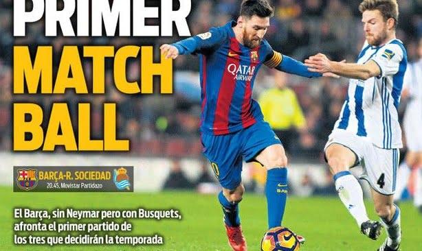Photo of أبرز عناوين صحف اسبانيا الصادرة اليوم السبت 15-4-2017