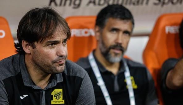 الاتحاد يقترب من تجديد عقد لويس خوسيه