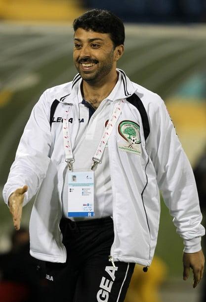 جمال محمود مدرب الوحدات بصفة مؤقتة