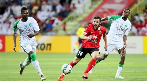 مباراة الأهلي الإماراتي والأهلي السعودي - توقيت والقنوات الناقلة لمباراة الاهلي السعودي و الاهلي الاماراتي