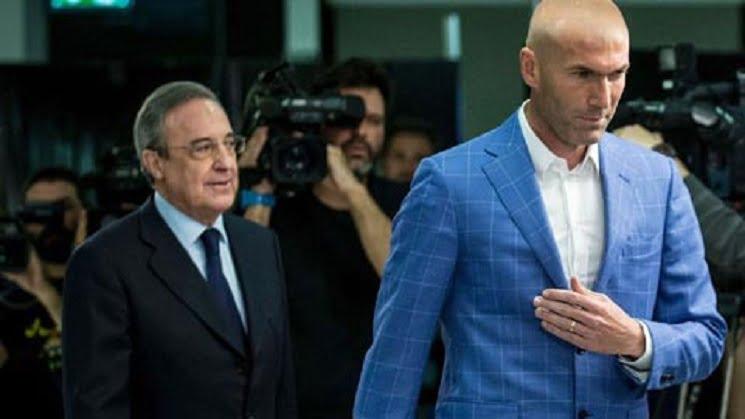 رئيس الريال يؤكد : نهتم بضم هذين النجمين و لا نريد التعاقد مع هذا اللاعب