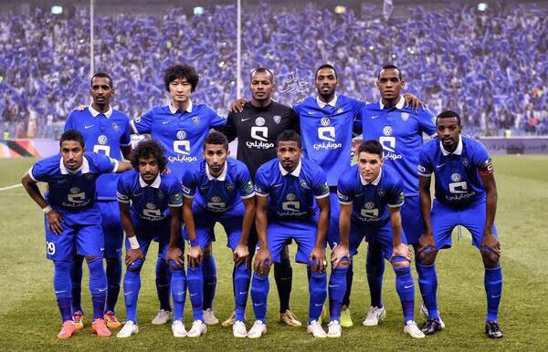 الهلال السعودي يبدأ تقليص عدد اللاعبين