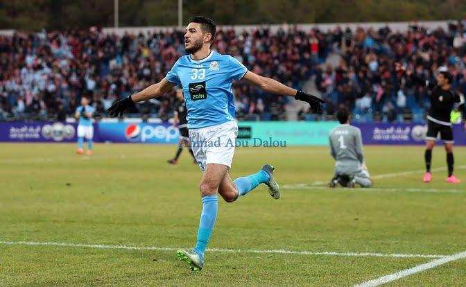 بلال قويدر يودع البطولة العربية