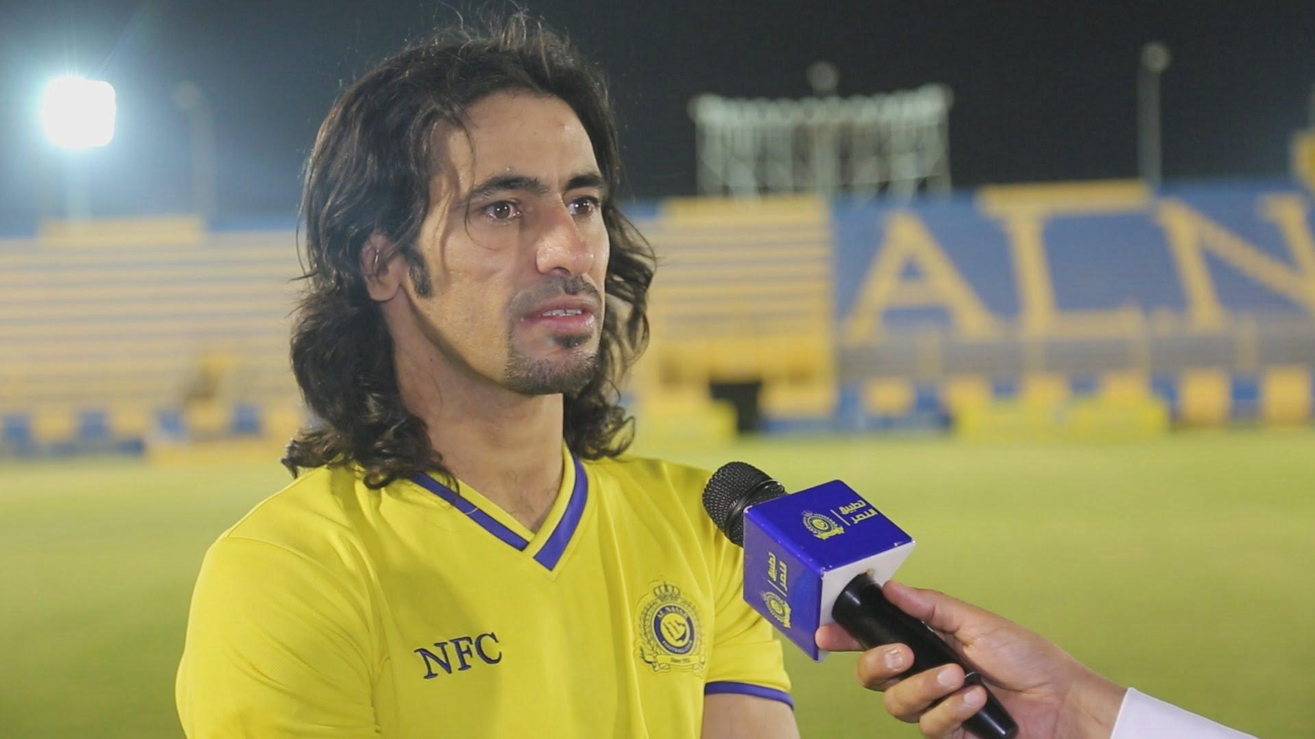 حسين عبد الغني يقترب من دوري المناصير الاردني