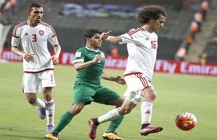 1 154 - بعد هزيمة السعودية.. تعرف على موقف المنتخبات العربية بالتصفيات الآسيوية قبل استكمال جولتي الحسم