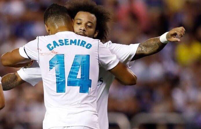 DHtA4ZxXsAEApHn 1 - ريال مدريد يتزعم ترتيب اليويفا