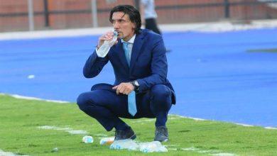 نيبوشا يقترب من الدوري المصري