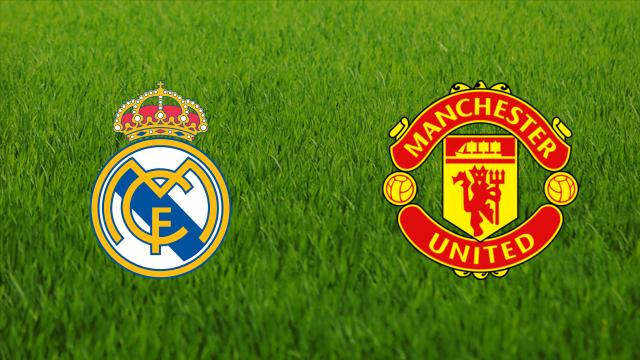 preview image - توقيت والقنوات الناقلة لمباراة ريال مدريد  و مانشستر يونايتد