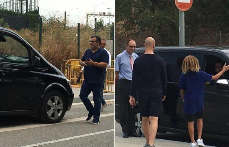 1 25 780x500 - صحفي إسباني يكشف سبب تواجد وكيل أعمال بوجبا في أكاديمية لاماسيا