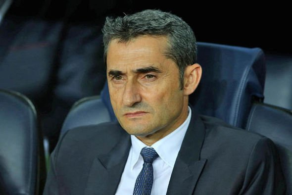 Barcelona news Ernesto Valverde 1063976 - فالفيردي يخدع نجمي برشلونة !