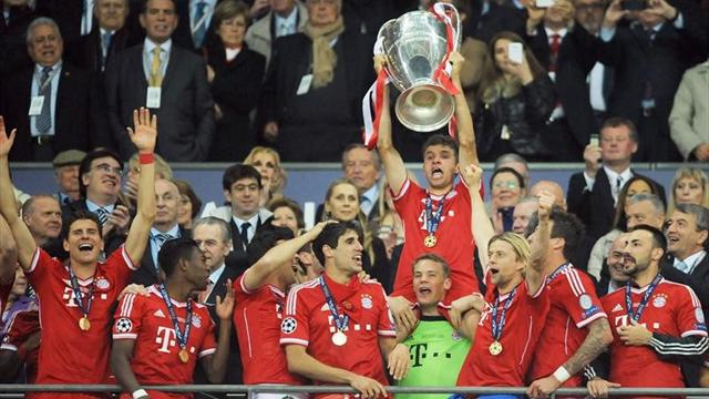 Bayern Munich Champions League 2013 - توقيت والقنوات الناقلة لمباراة بايرن ميونيخ و اندرلخت