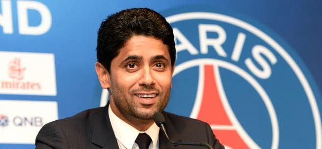 LDC Nasser Al Khelaifi On veut vraiment tout faire pour gagner - الاتحاد الدولي لكرة القدم يبدا التحقيق مع باريس