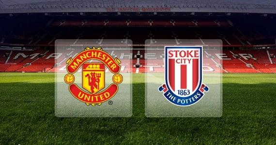 Man United - توقيت والقنوات الناقلة لمباراة ستوك ستي و مانشستر يونايتد
