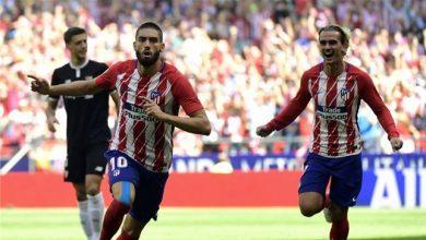 اربع منتخبات عربية امام اتلتيكو مدريد