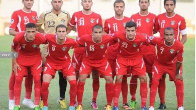 المنتخب الاردني يحقق انتصار على المنتخب التايلندي