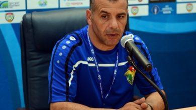 جمال ابو عابد يقود المنتخب الاردني