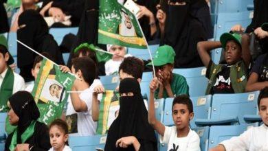 390x220 - السماح بدخول العائلات في الكرة السعودية