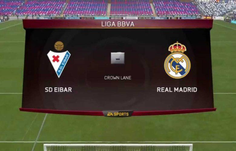 مدريد و ايبار 780x500 - توقيت والقنوات الناقلة لمباراة ريال مدريد و ايبار
