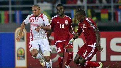 توقيت والقنوات الناقلة لمباراة غينيا و تونس