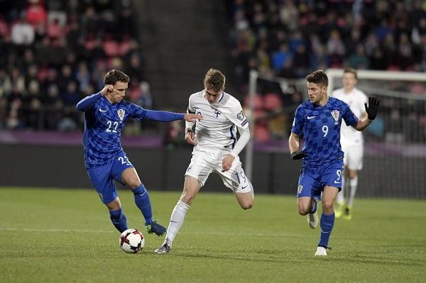 و فنلندا - توقيت والقنوات الناقلة لمباراة كرواتيا و فنلندا