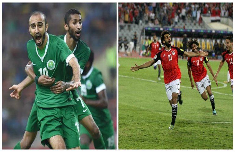 والسعودية 770x500 - المنتخب السعودي يستقبل المنتخب المصري وديا