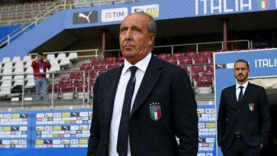 مدرب إيطاليا يكشف موقفه من الاستقالة حال الهزيمة من مقدونيا