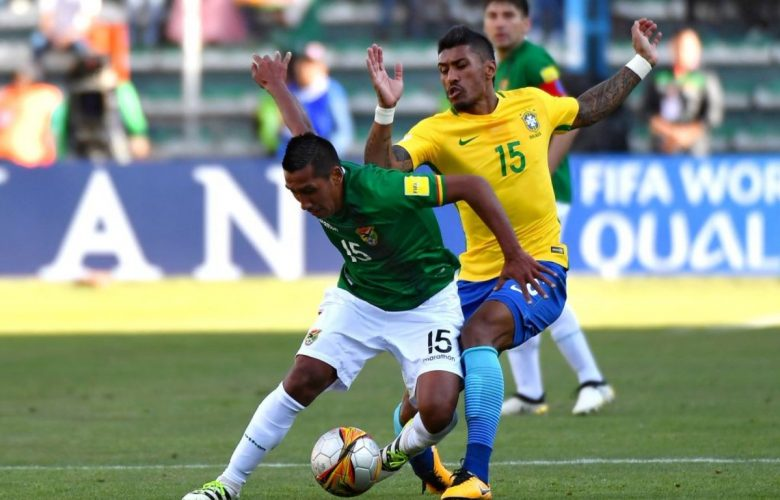 1 115 780x500 - البرازيل تكتفي بالتعادل السلبي مع بوليفيا بتصفيات المونديال