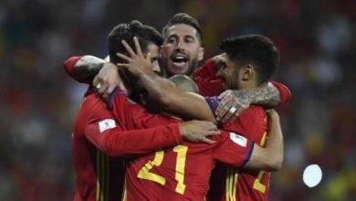 الكشف عن تشكيلة المنتخب الإسباني أمام ألبانيا بتصفيات المونديال