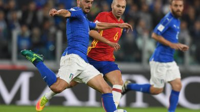 الكشف عن تشكيلة منتخب إيطاليا أمام مقدونيا بتصفيات المونديال
