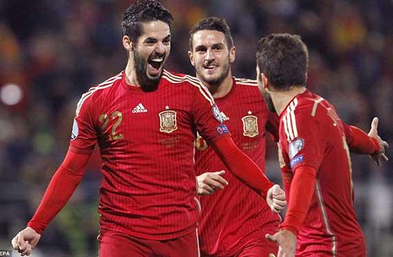 1 139 - بالفيديو.. إسبانيا تتأهل للمونديال رسميًا بثلاثية في شباك ألبانيا